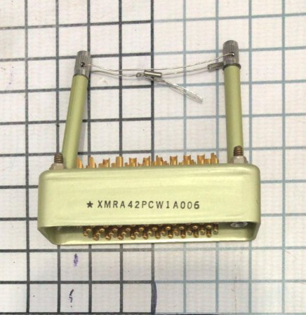 CONECTOR - XRMA42P2WA006E