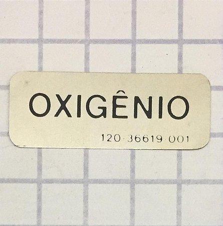 PLAQUETA - 120-36619-001
