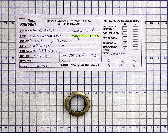 PORCA - E22306-24DACTCD