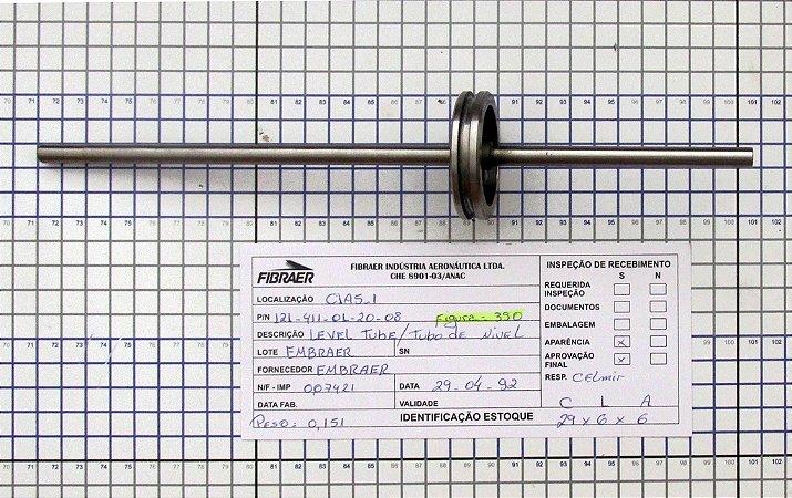 TUBO DE NÍVEL - 121-411-01-20-08