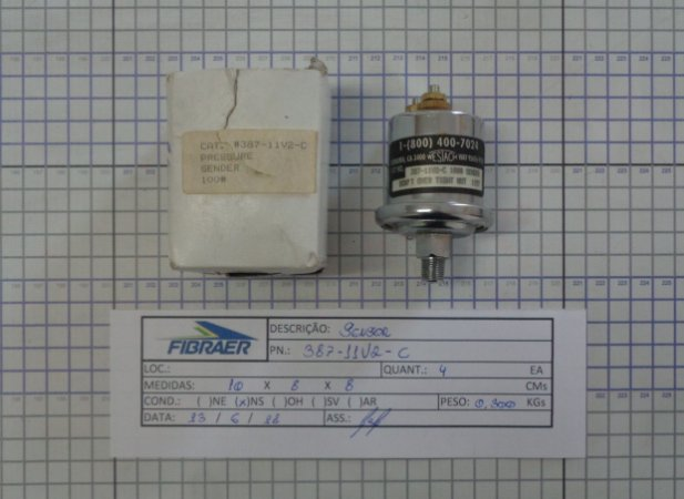 SENSOR - 387-11V2-C