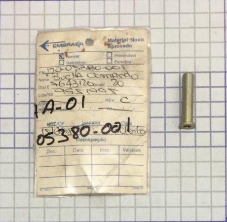 BUCHA COMANDO - 120-05380-001