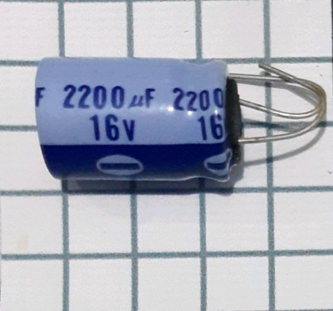 CAPACITOR - AB-A065-FU