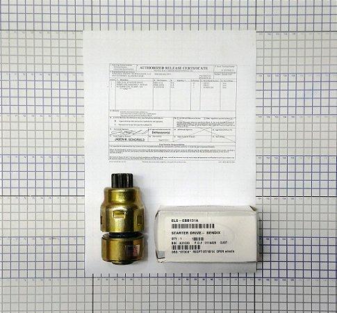 Engrenagem Acionamento EBB131A