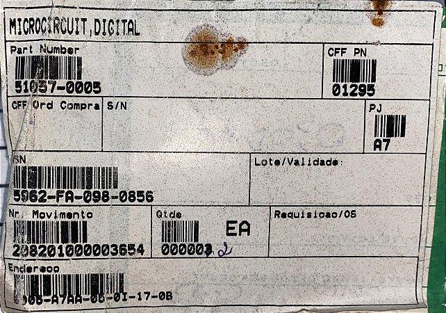 MICROCIRCUIT, DIGITAL - 51037-0005