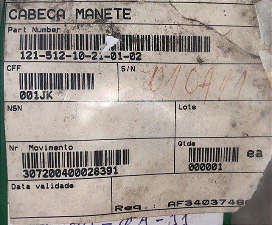 CABEÇA MANETE - 121-512-10-21-01-02