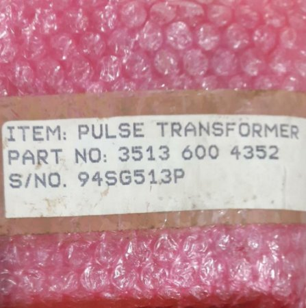 TRANSFORMADOR - 3513-600-4352