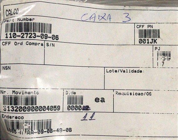 CALÇO - 110-2723-09-06