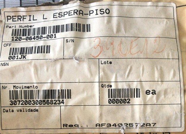 PERFIL L ESPERA PISO - 120-06450-001