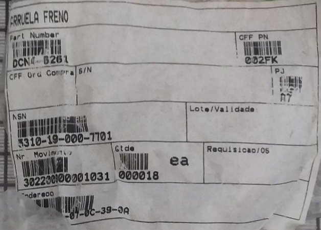 ARRUELA FRENO - DCN4-6261