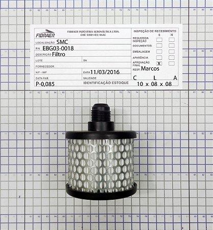 FILTRO - EBG03-0018 (101-380039-1)