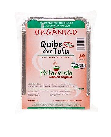 Quibe com Tofu Orgânico 250g - Refazenda
