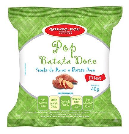 Pop Batata Doce Diet 40g - QueroPoc