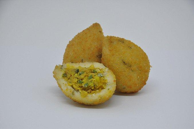 Mini coxinha de jaca 360g -  JACA VERDE