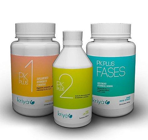 Programa Kriyá - Terapeutica Nutricional - Kit