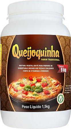 Queijoquinha 1,5Kg - Mistura para Queijo Vegetal (rende 9kg)
