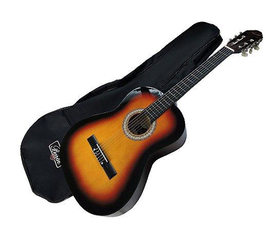 Violão Acústico Barth Guitars – Nylon mod. Estudante - SB + Capa Bag Grátis!