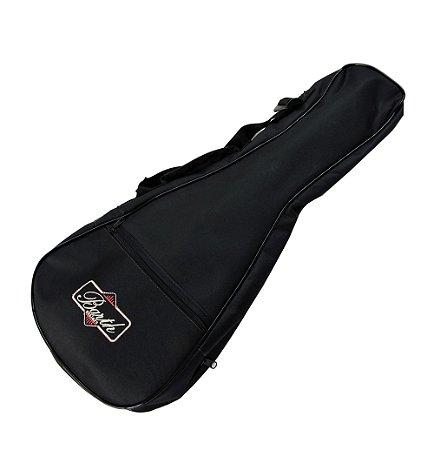 Capa Bag Barth Guitars p/ Ukulele em Nylon - Universal todas medidas