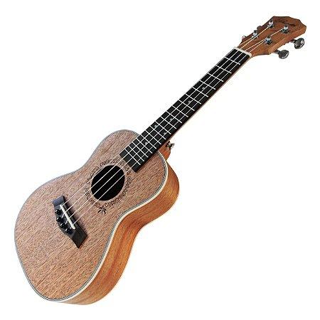 Ukulele Concert Barth Guitars Acustico