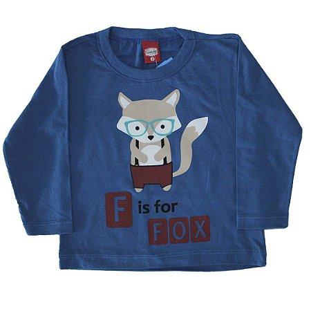 Blusa Fox