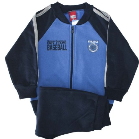 Conjunto Moletom Baseball