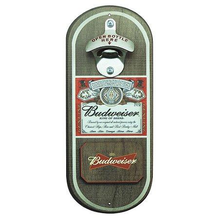 Abridor de Garrafa Budweiser AB-01