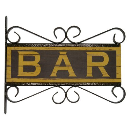 Placa Aramado Bar AB-42