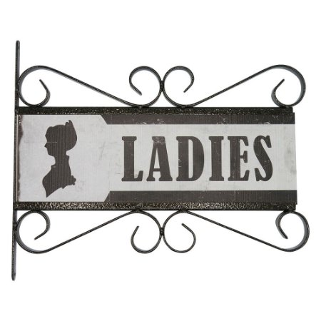Placa Aramado Ladies AB-48