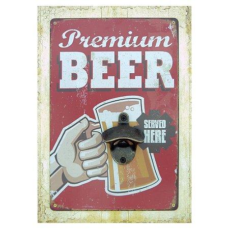 Abridor Premium Beer AY-45