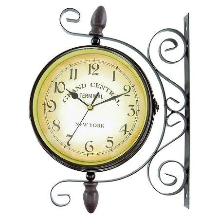 Relógio Grand Central Grande AY-79