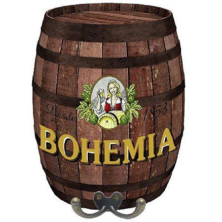 Barril Decorativo Bohemia Grande BD-01