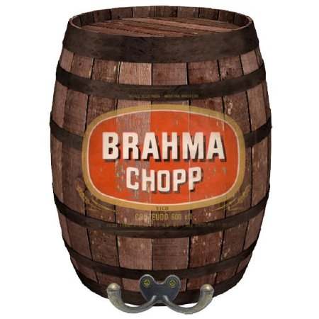 Barril Decorativo Brahma Chopp Grande BD-02