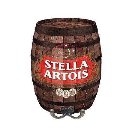 Barril Decorativo Stella Artois Médio BD-09