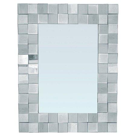Espelho Quadrado de Parede CF-50