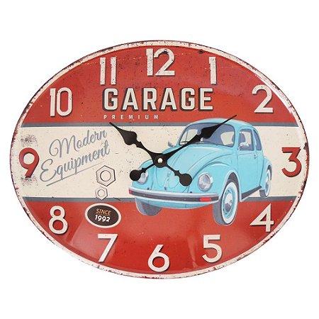 Relógio Garage CW-77