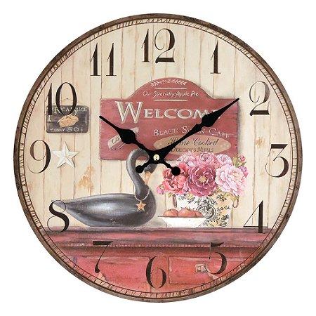 Relógio Welcome CW-83
