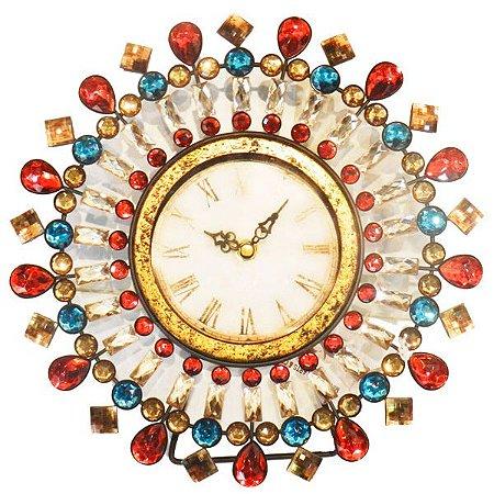 Relógio Diamante Colorido DL-17