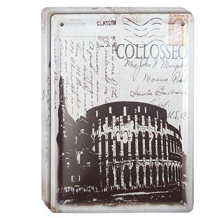 Jogo c/8 Placas Postais Vintage DS-21