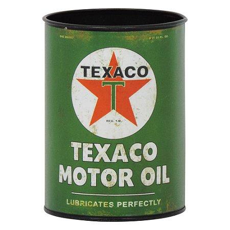 Porta Caneta Texaco Motor Oil GC-56