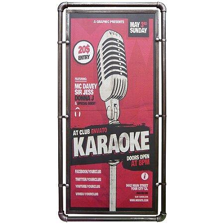 Placa Karaoke GC-65