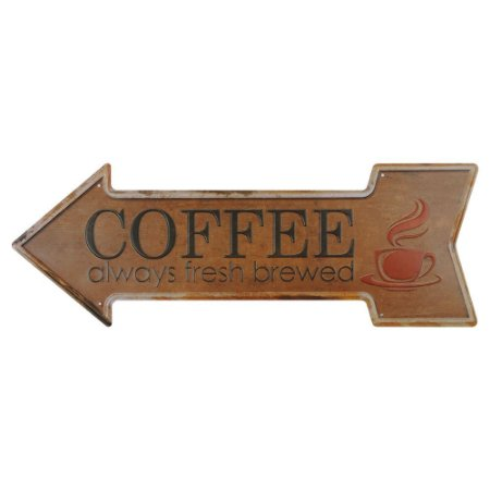 Placa Cup Coffee KZ-43