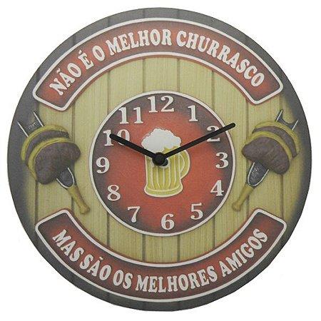 Relógio Melhor Churrasco LA-66