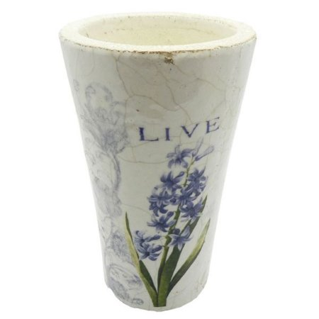 Vaso Cerâmica Pequeno LC-49