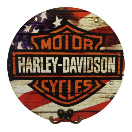 Cabideiro Redondo Harley 30 LZ-10