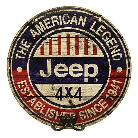Cabideiro Redondo Jeep 30 LZ-12