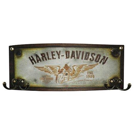 Cabideiro Rústico Harley MH-05