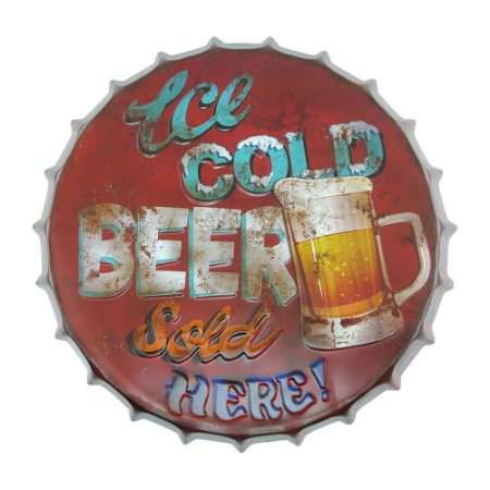 Tampa Ice Cold Beer MT-34