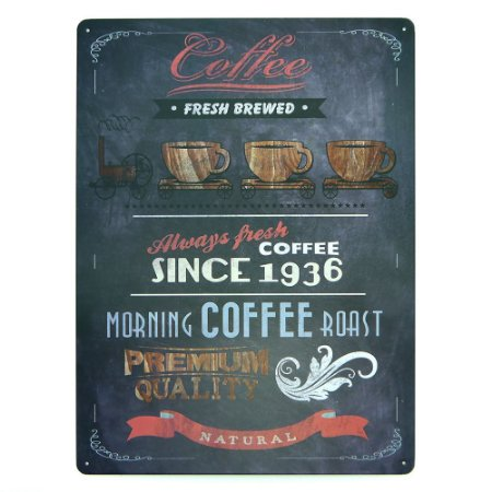Placa Morning Coffee MT-94