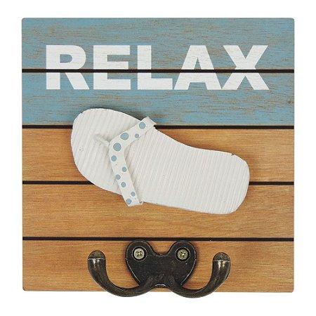 Cabideiro Relax com Chinelinhos NT-05 A