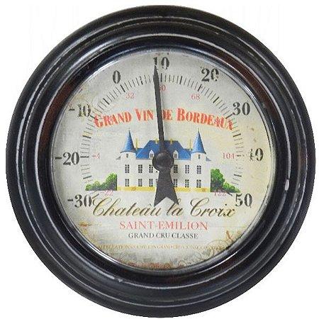 Termômetro Grand Vin de Bordeaux RG-52